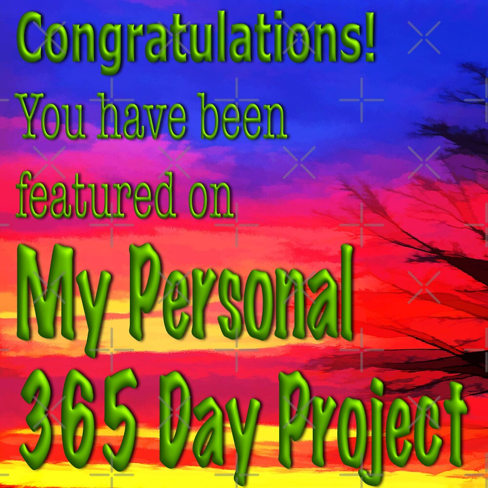 """365 Banner by Christine """"Xine"""" Segalas"""