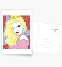 Mushroom Princess Postcards