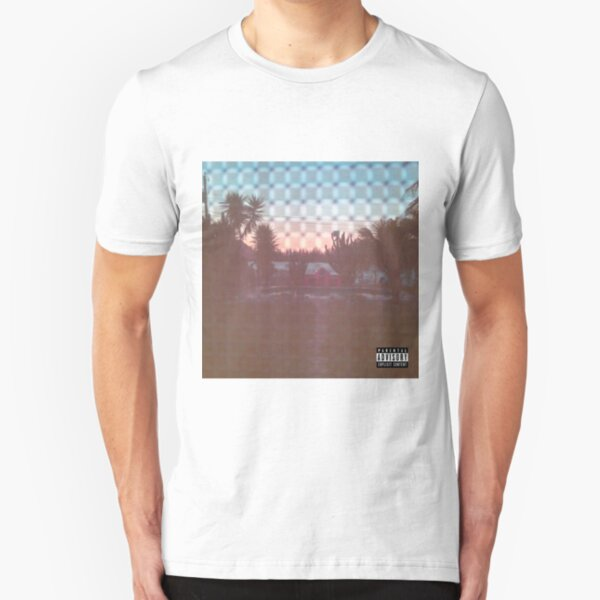 Pouya - South Side Slugs  Slim Fit T-Shirt