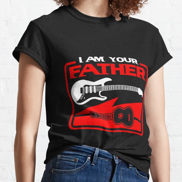 I am your father guitar Geek Fans Vintage Classic T-Shirt