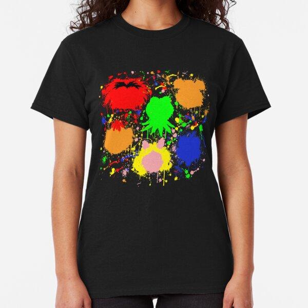 Muppet Splatter Classic T-Shirt