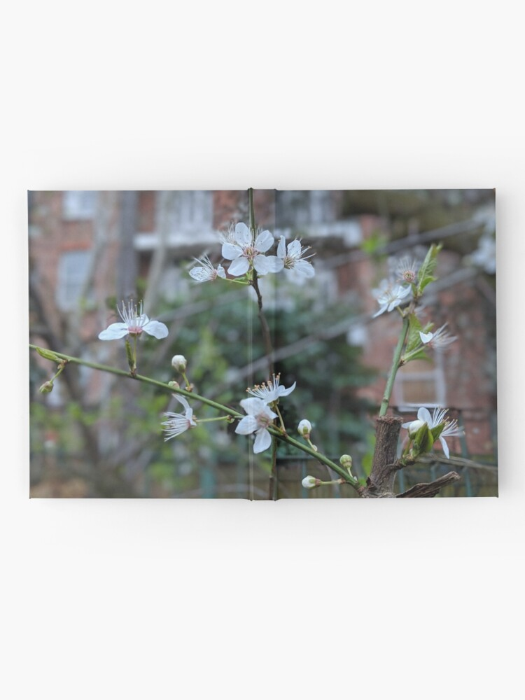Alternate view of Spring in Hampstead Heath Hardcover Journal