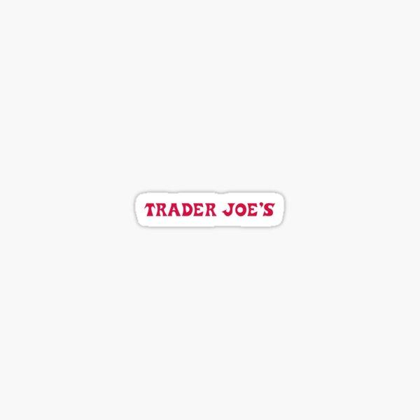 Trader Joe's Logo Sticker