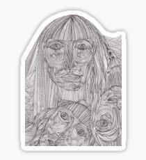 Die drei Nornen  Sticker