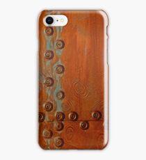 COPPER PLATES iPhone Case/Skin