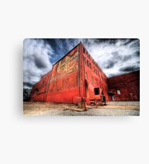 The Old King Candy Company - Fort Worth, Texas Canvas Print