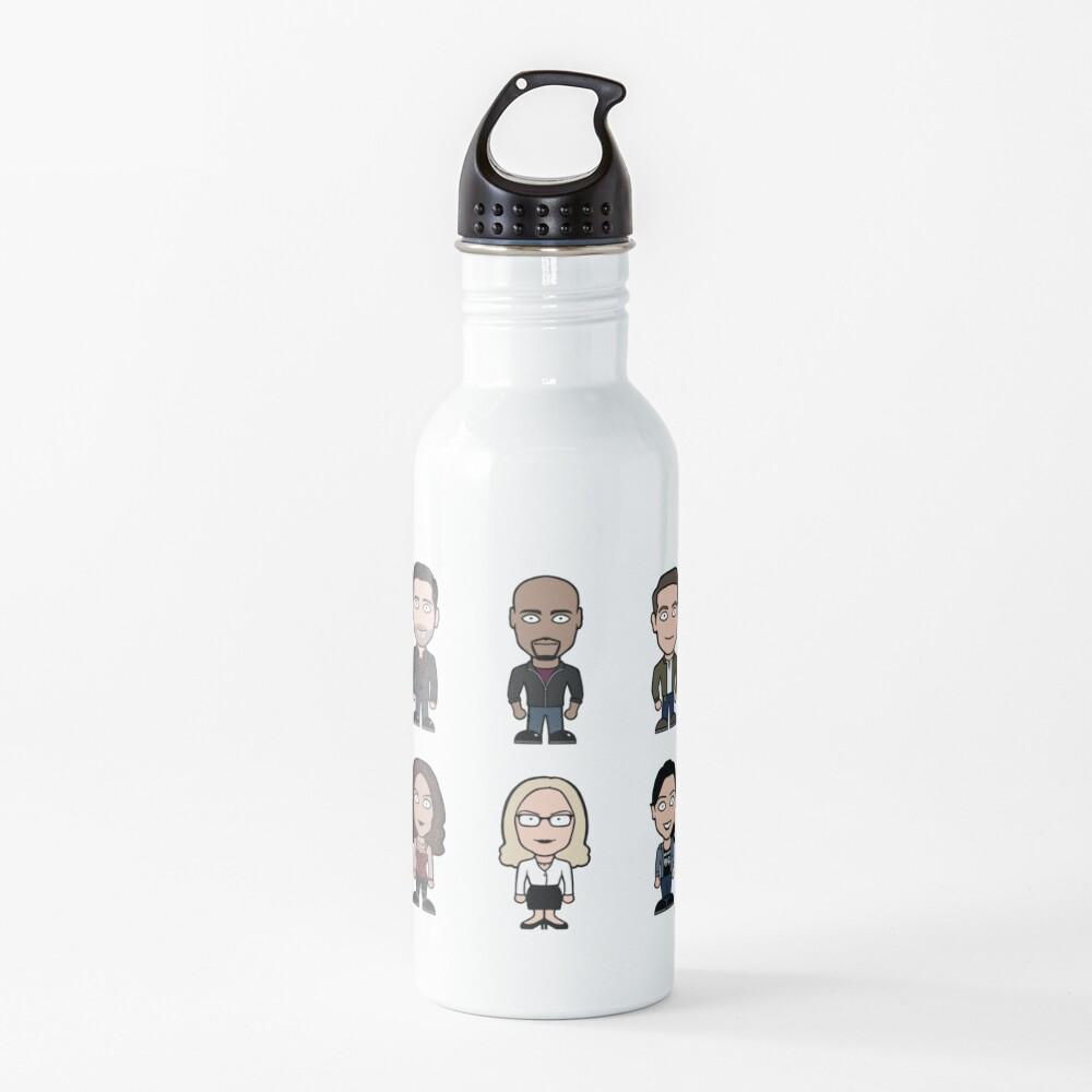 Team Lucifer Water Bottle