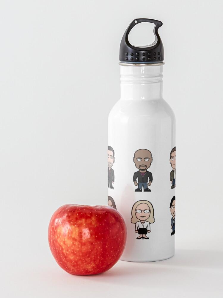 Alternate view of Team Lucifer Water Bottle