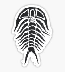 Trilobite without Border Sticker