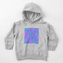 Abstraction Toddler Pullover Hoodie
