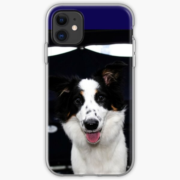 Skipper Looking Down into her Sailboat iPhone Soft Case