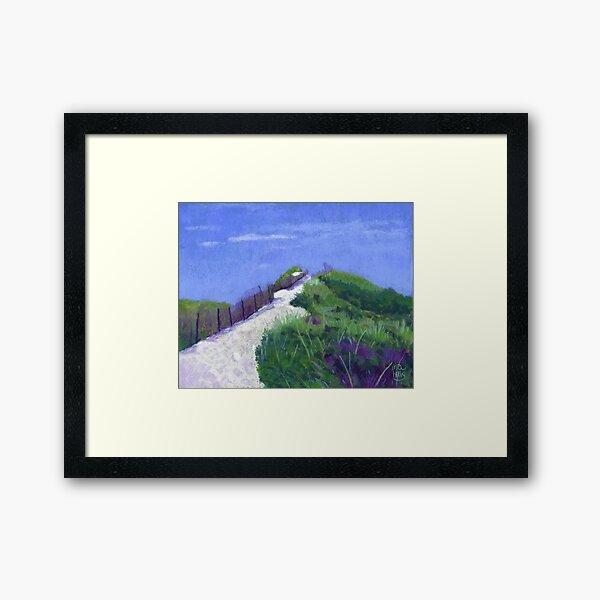 Watch Hill, Rhode Island Framed Art Print