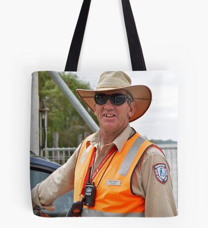 Portrait of a Stranger 2  Tote Bag