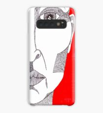 The face of a woman - faith and truth Case/Skin for Samsung Galaxy