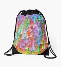 Abstraction Drawstring Bag