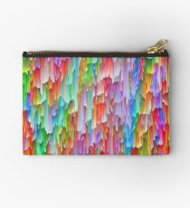 Abstraction Zipper Pouch