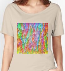 Abstraction Relaxed Fit T-Shirt