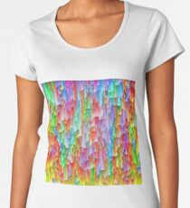 Abstraction Premium Scoop T-Shirt