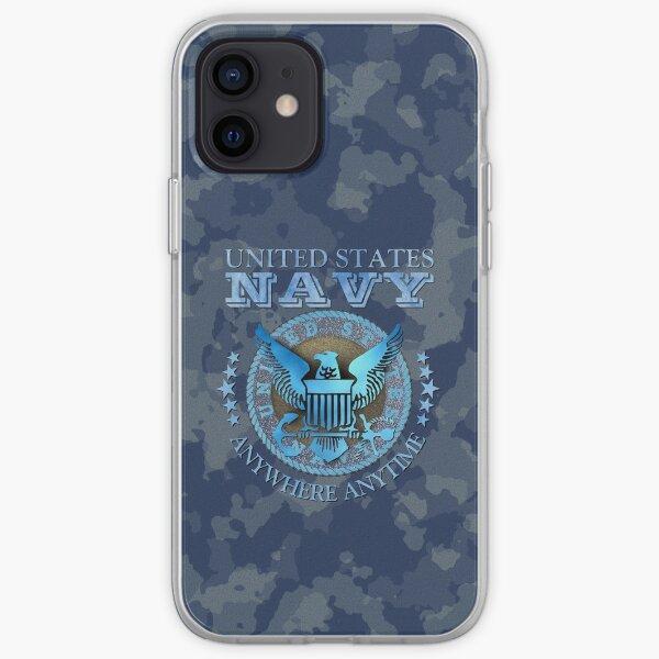 United States Navy iPhone Soft Case
