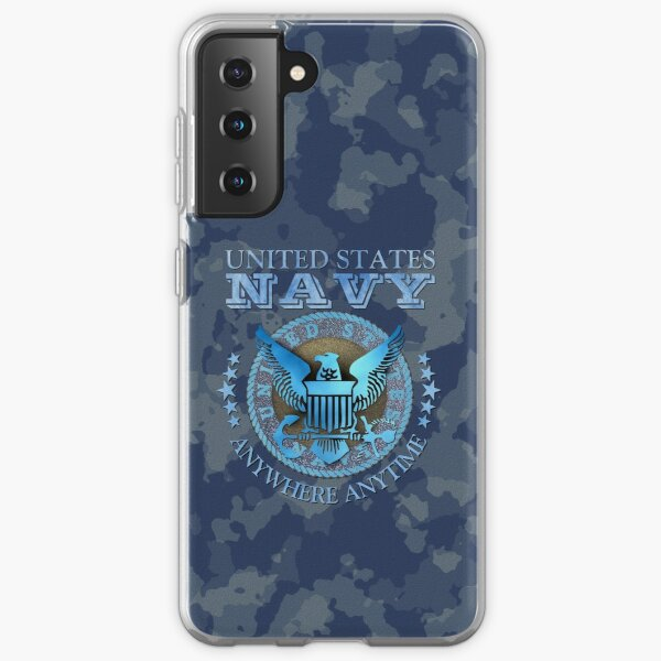 United States Navy Samsung Galaxy Soft Case