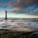 New Brighton Lighthouse by SteveMG