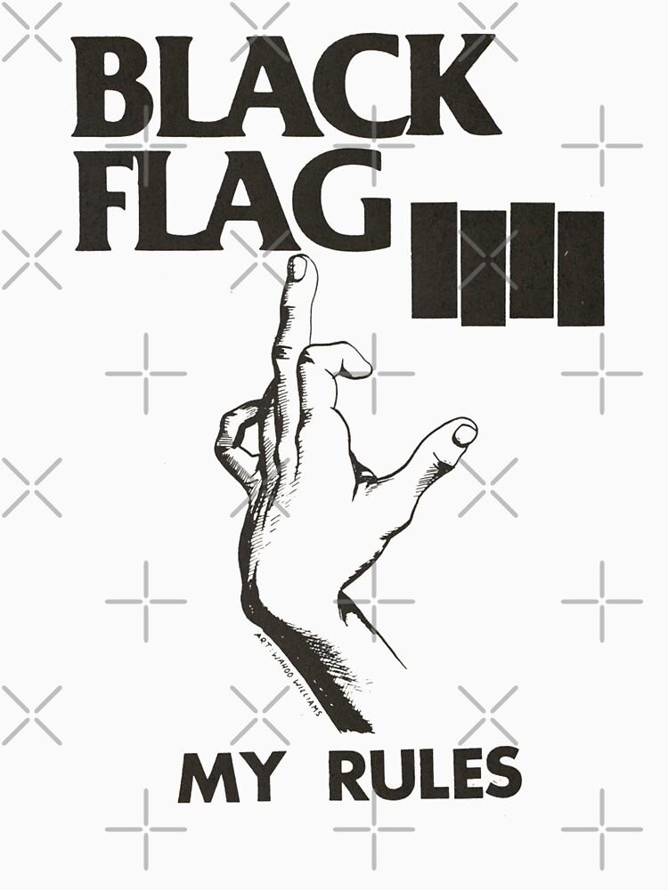 Black Flag by rippingthrash