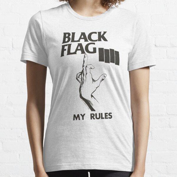 Black Flag Essential T-Shirt