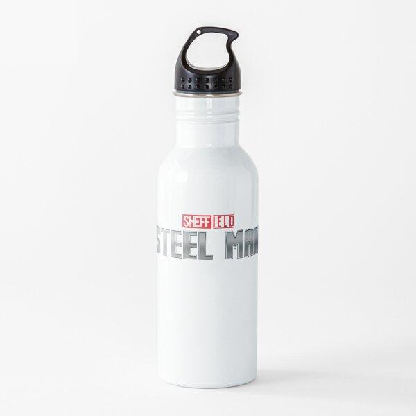 SHEFFIELD STEEL MAN (Sheffield Superheroes) Water Bottle