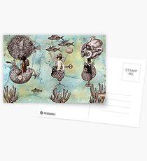 Flotilla Postcards