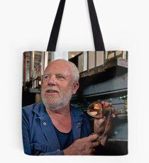 Portrait of a Stranger 3 Tote Bag