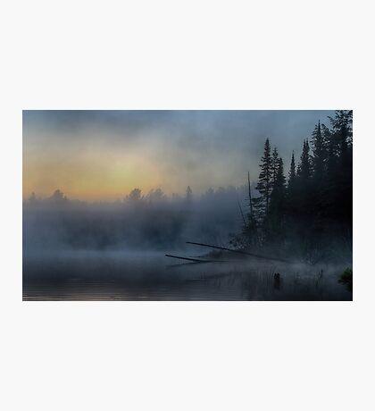 5am - Wilson Lake, Quebec Photographic Print