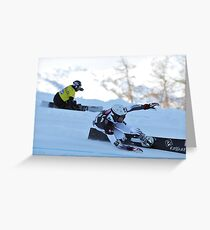 giant parallel world cup Greeting Card