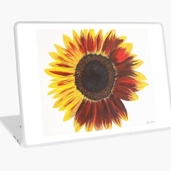 Sunflower Power #1 Laptop Skin