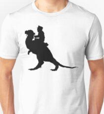 TaunTaun Rider Silhouette Unisex T-Shirt
