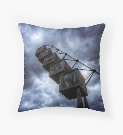 Cuboidal Throw Pillow