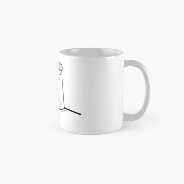 Don't Look Back! Classic Mug