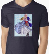 Tango Men's V-Neck T-Shirt