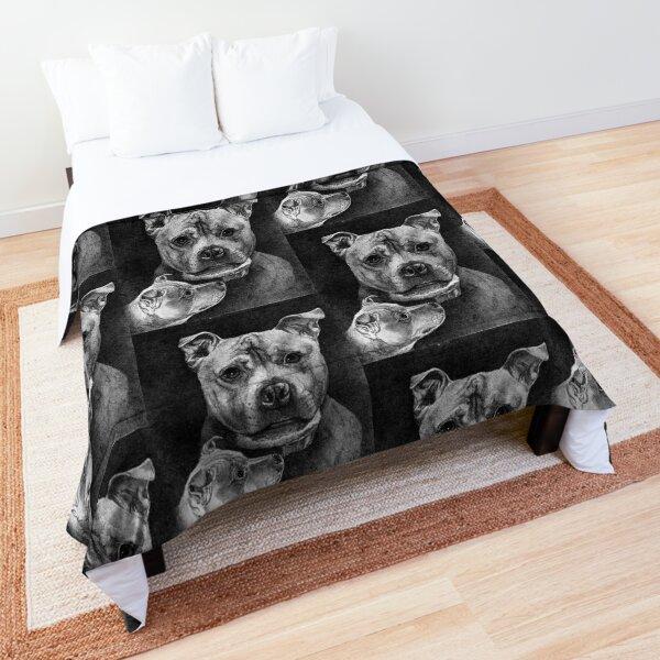 TUGG/ american staffordshire terrier Comforter