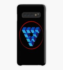Penrose Triangle Case/Skin for Samsung Galaxy