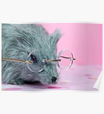 Comical Critter Poster