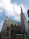 St. Stephen's Cathedral  - Stephansdom by Lee d'Entremont