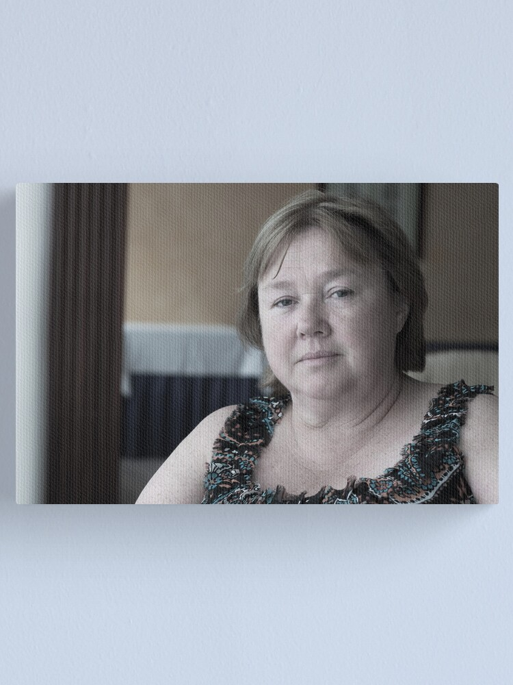 Alternate view of Pauline Quirke Canvas Print