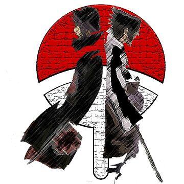 Itachi & Sasuke by Nashc4