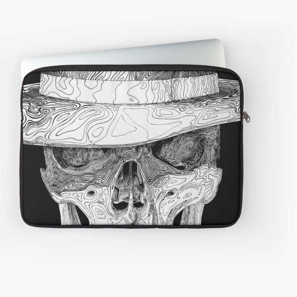 And He's the Good Guy Laptop Sleeve