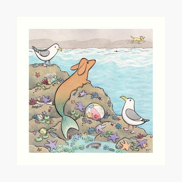 The Merdog Art Print