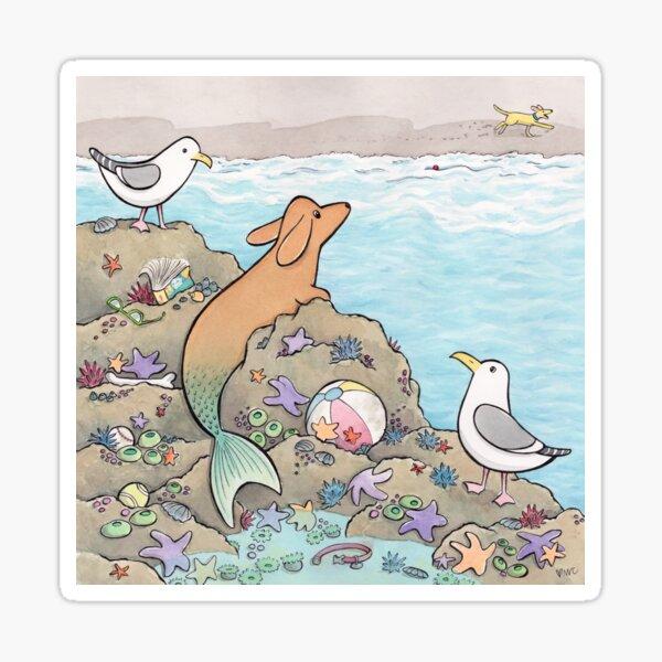 The Merdog Sticker
