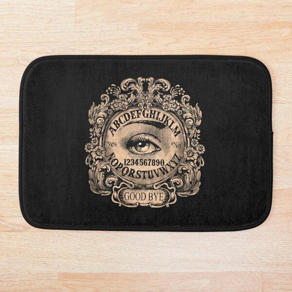 Witch Board with Mystic Eye Bath Mat