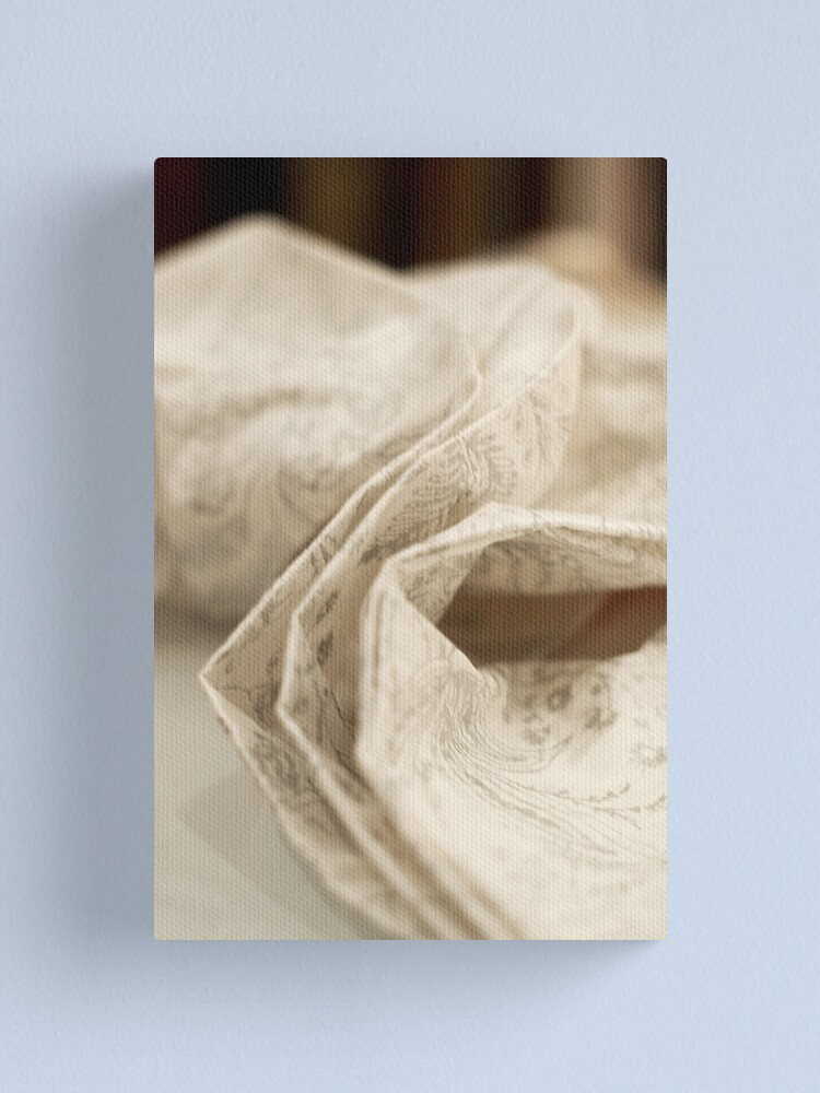 Alternate view of Material Witness Canvas Print