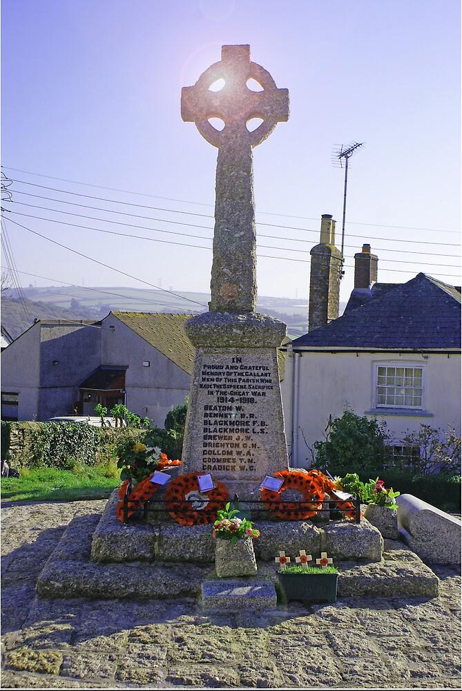 memorial by draydor