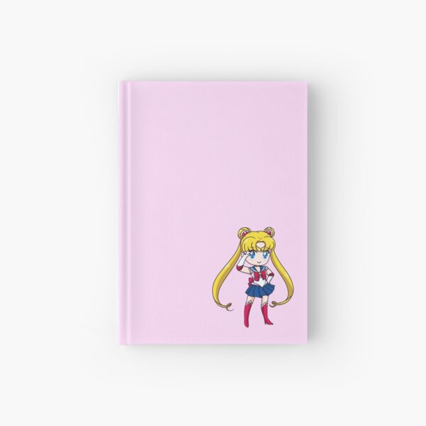 Pretty Guardian Sailor Moon Hardcover Journal